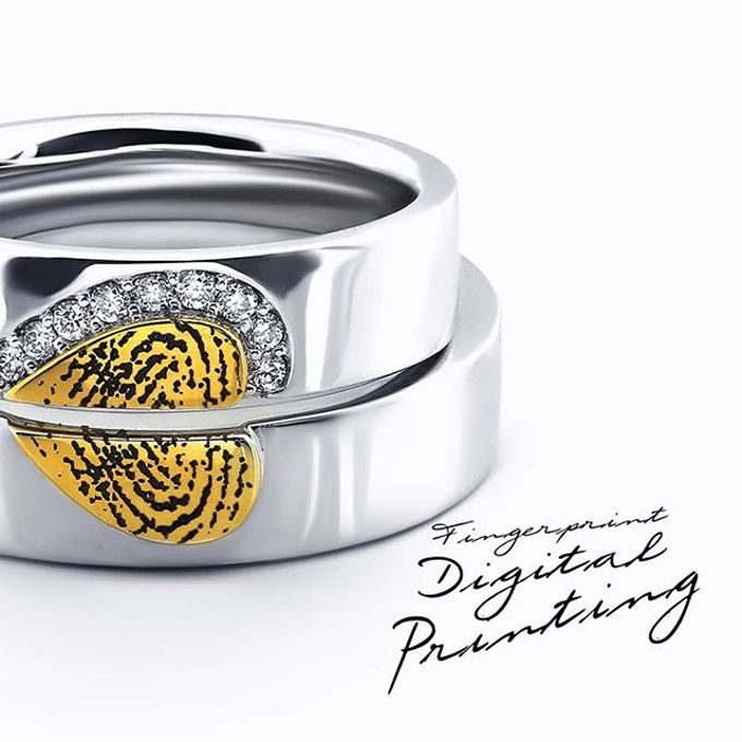 WEDDING RING by Lino and Sons - 045