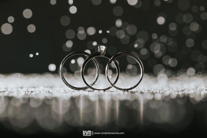 Hansen & Cynthia Wedding Day by RYM.Photography - 031