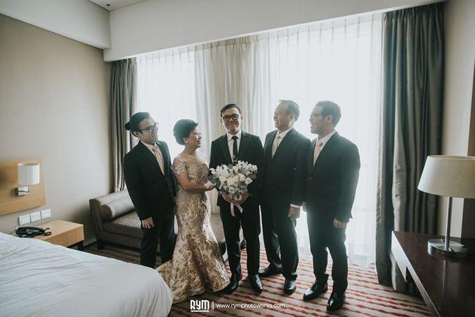 Hansen & Cynthia Wedding Day by RYM.Photography - 019