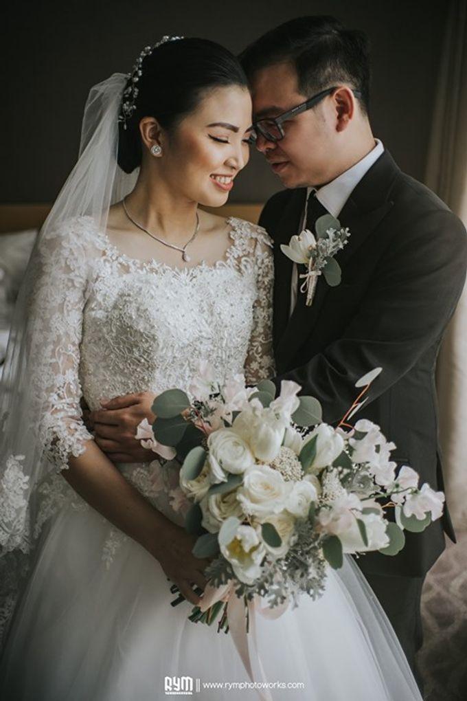 Hansen & Cynthia Wedding Day by RYM.Photography - 023