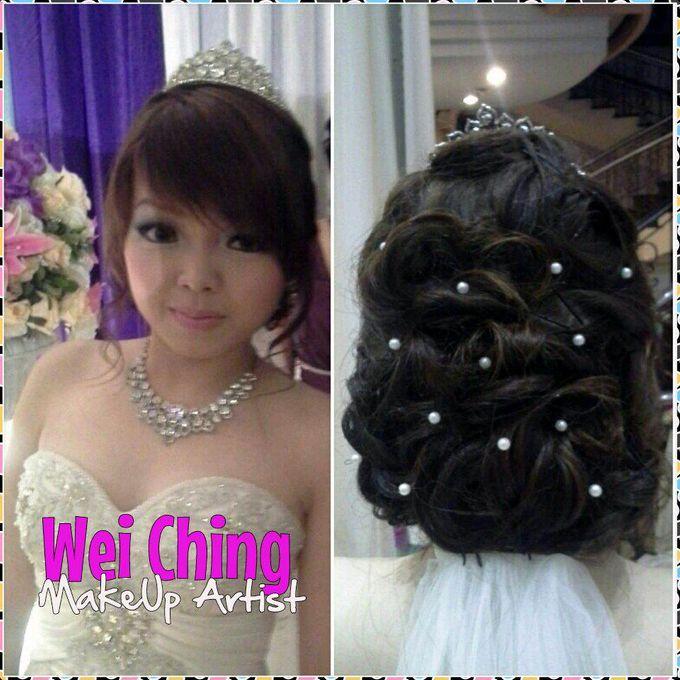 Weiching Bridal by Weiching Bridal Make Up - 007