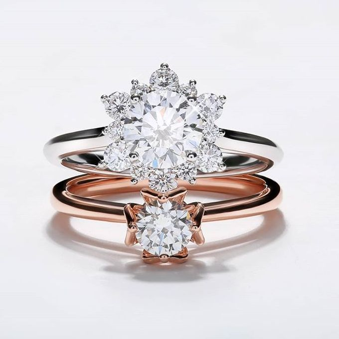 ENGAGEMENT RING by Lino and Sons - 024