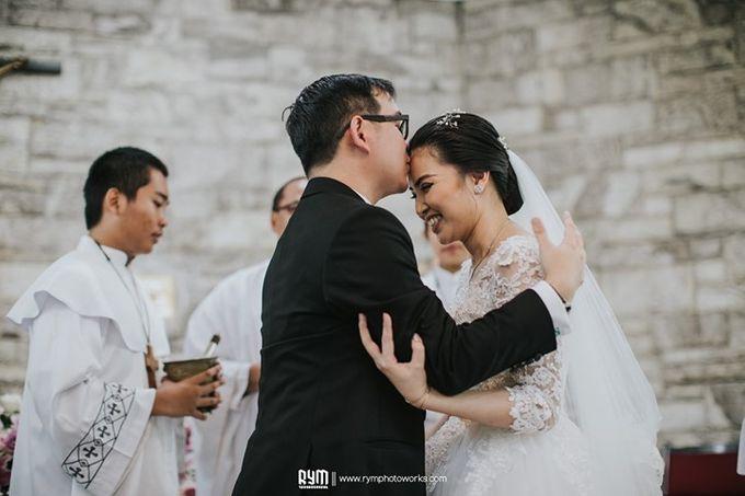 Hansen & Cynthia Wedding Day by RYM.Photography - 030