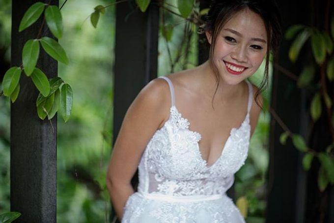 Makeup profile by Jennis Wong Makeup - 007