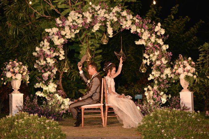 Purple Wedding by Mira Mi Bali Wedding - 010