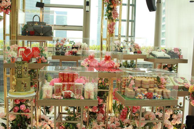 MC Sangjit & MC EngagementnThe Glass Terrace Grand Hyatt Jakarta  By Double V Entertainment by Anthony Stevven - 010