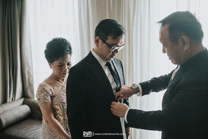 Hansen & Cynthia Wedding Day by RYM.Photography - 018