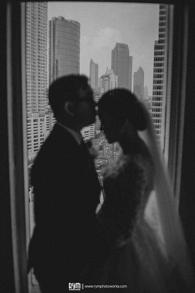 Hansen & Cynthia Wedding Day by RYM.Photography - 024