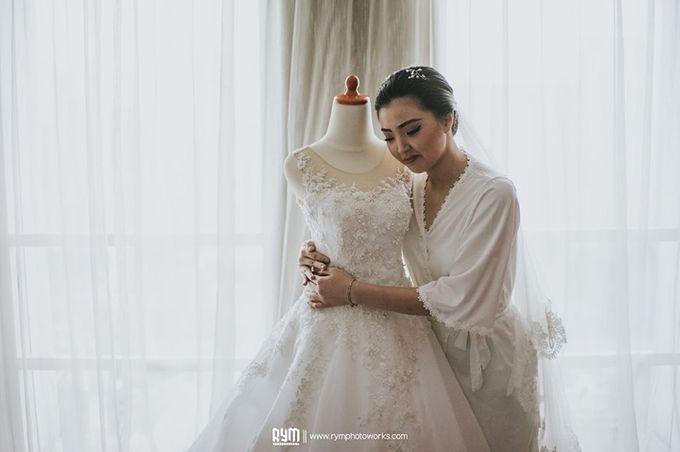 Hansen & Cynthia Wedding Day by RYM.Photography - 007