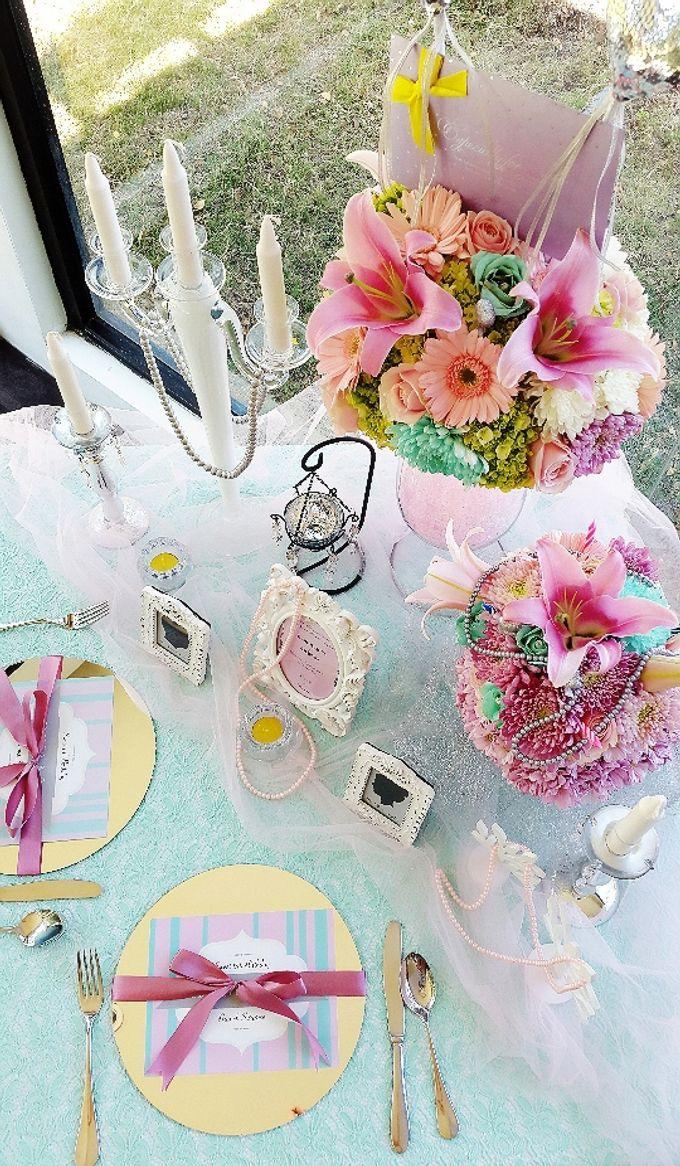 SWEET CANDY PRINCESS by Roseveelt Florist - 004
