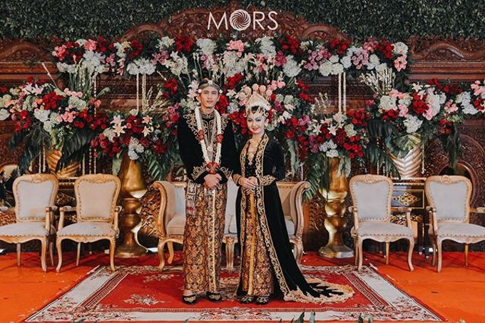 The Wedding of Anindita & Endra by MORS Wedding - 018