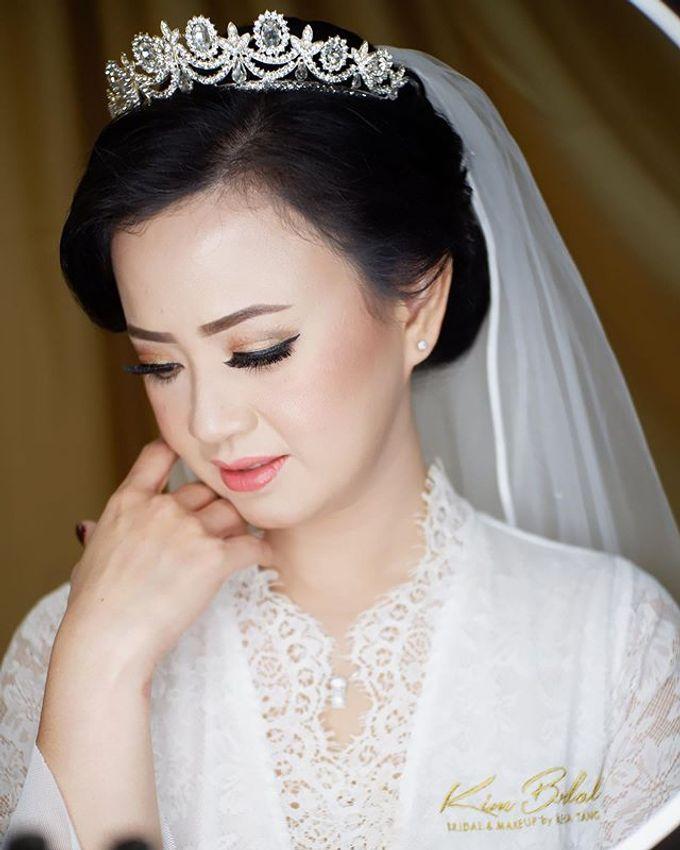 Natural yet elegance makeup by Kim Bridal - 001