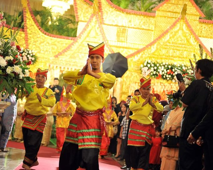 The Wedding Of Utami & Hafidz by Alux's Event & Wedding Creator - 015
