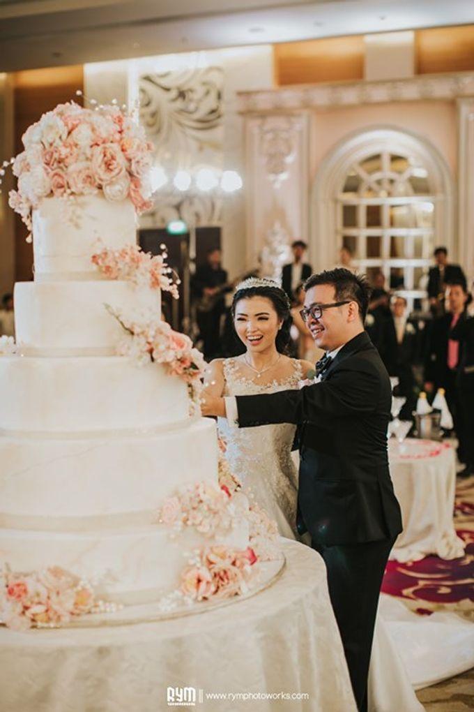 Hansen & Cynthia Wedding Day by RYM.Photography - 037