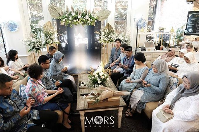 The Engagement of Arief & Scilla by MORS Wedding - 012
