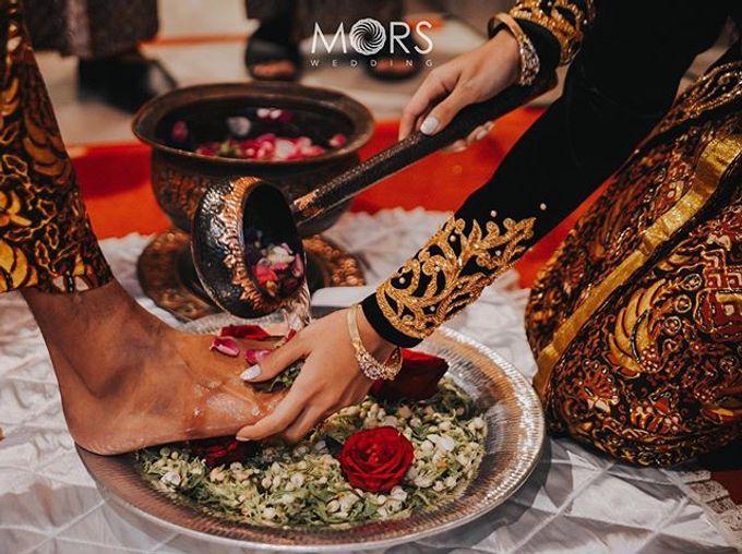 The Wedding of Anindita & Endra by MORS Wedding - 011