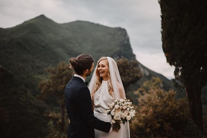Kat & James Wedding At Umbria by Bridal Luxury Beauty Service - 001