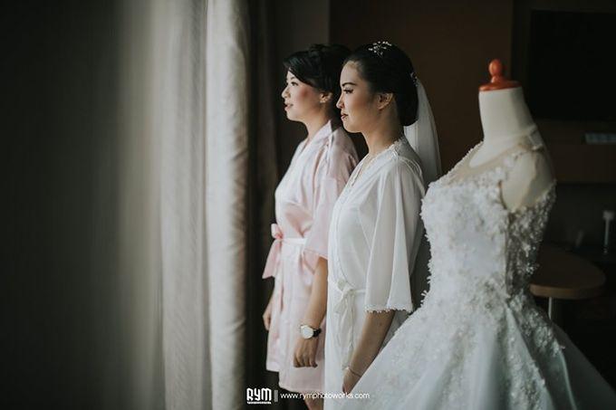 Hansen & Cynthia Wedding Day by RYM.Photography - 011