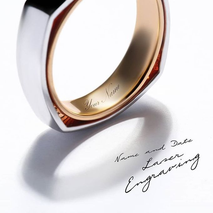 WEDDING RING by Lino and Sons - 046