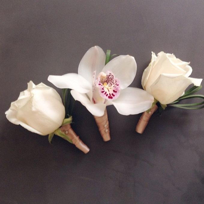 Boutonniere & Corsage by Twigs and Twine - 004