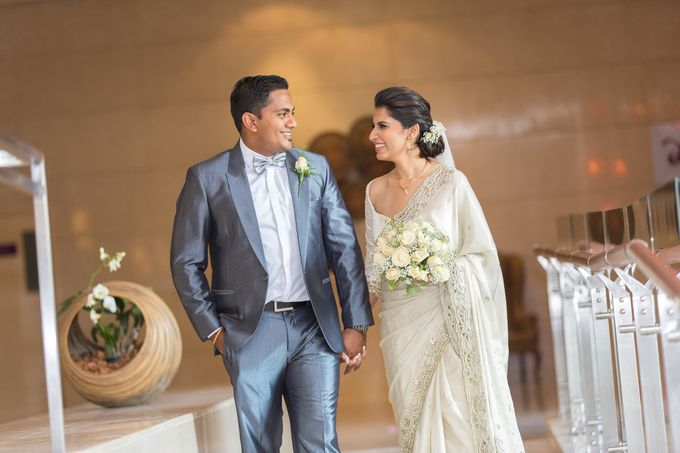 Wedding of Roshani & Charith by DR Creations - 032