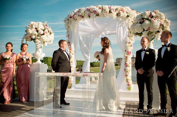 Wedding in the Konstantinovsky Palace by Grand Premier - 026