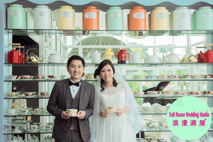Pre-Wedding  Vincent & Samantha by Full House Wedding Studio - 019