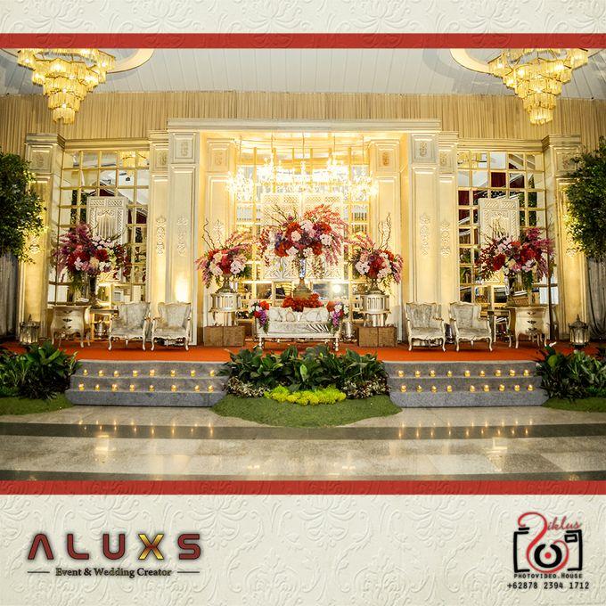Adat Jawa & Prosesi Pedang Pora by Alux's Event & Wedding Creator - 009