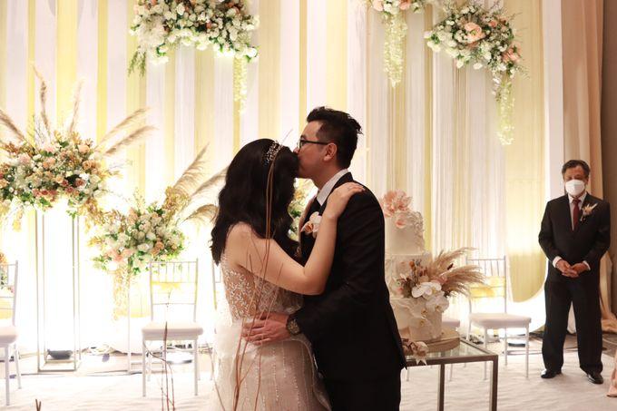 MC Wedding Intimate Double Tree Jakarta by Anthony Stevven by Anthony Stevven - 022