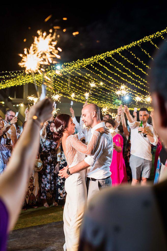 Phalosa Villa Bali Wedding - Ita & Phillip by Bali Pixtura - 030