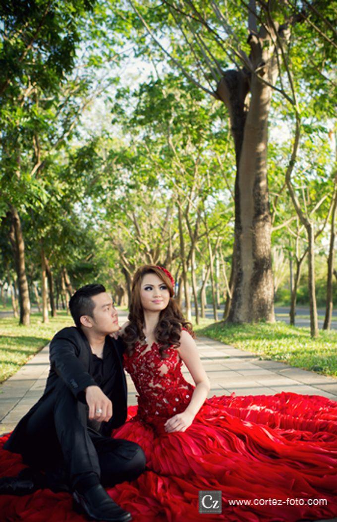 Michael & Farrah by Cortez photography - 025