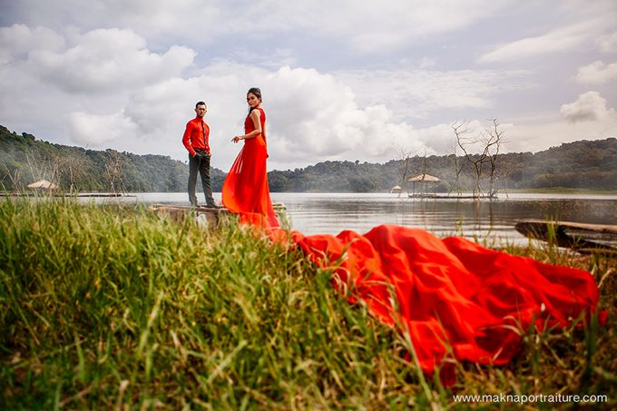 Post/Pre Wedding By Maknaportraiture by Maknaportraiture - 047