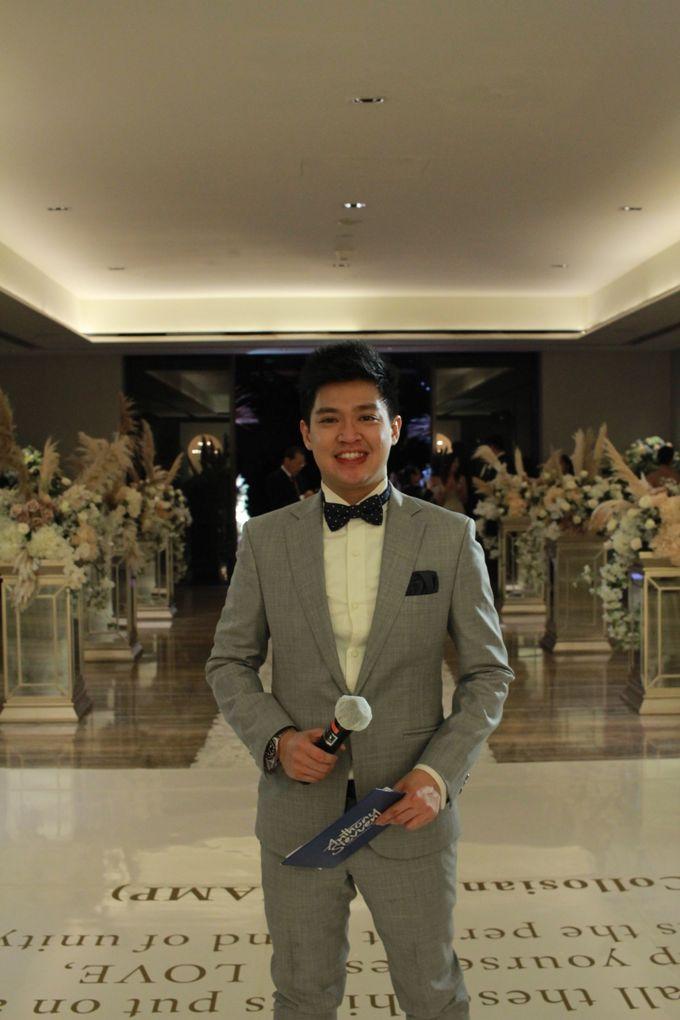 MC Wedding Intimate OnFive Grand Hyatt Jakarta - Anthony Stevven by Anthony Stevven - 005