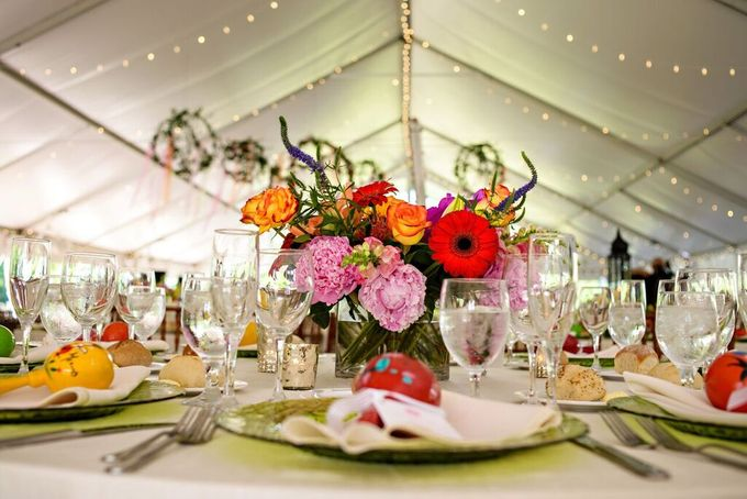 Tents by Newtown Party Rental - 032