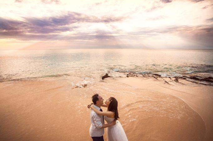 Prewedding Wu Lei & Liu Li Jia by Ricky-L Photo & Bridal  - 007