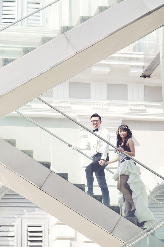 Prewedding Herry&Dewi by Okeii Photography - 005