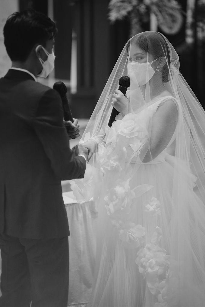 Vicky And Stephanie Wedding by DESPRO Organizer - 040
