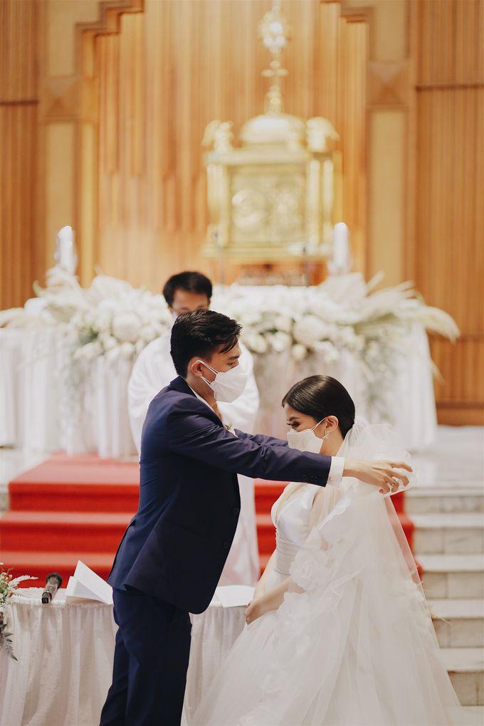 Vicky And Stephanie Wedding by DESPRO Organizer - 041