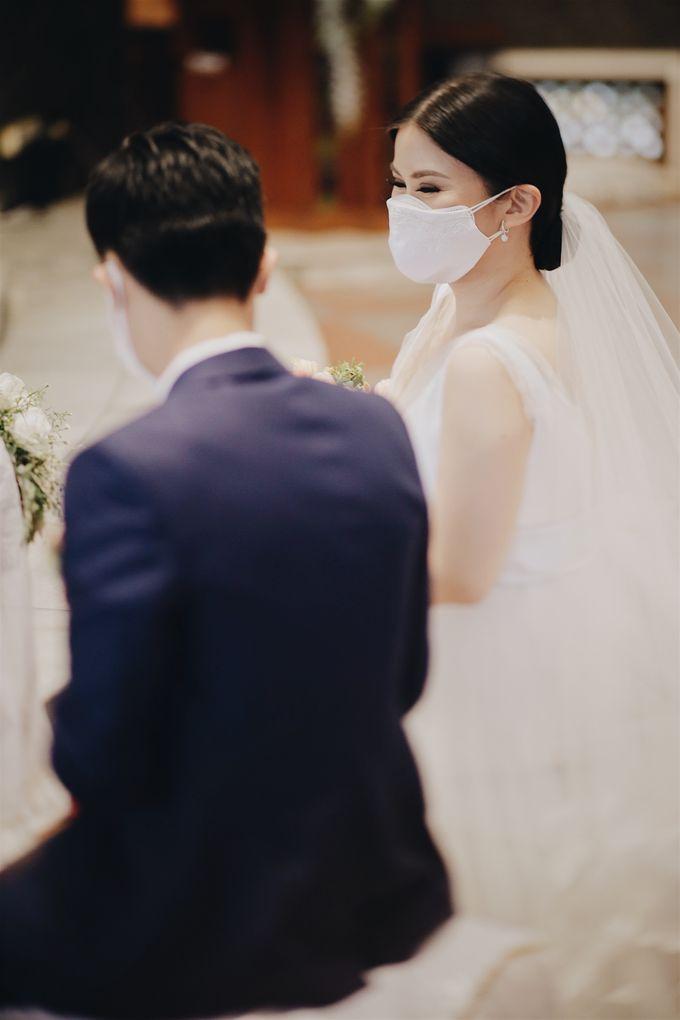 Vicky And Stephanie Wedding by DESPRO Organizer - 025