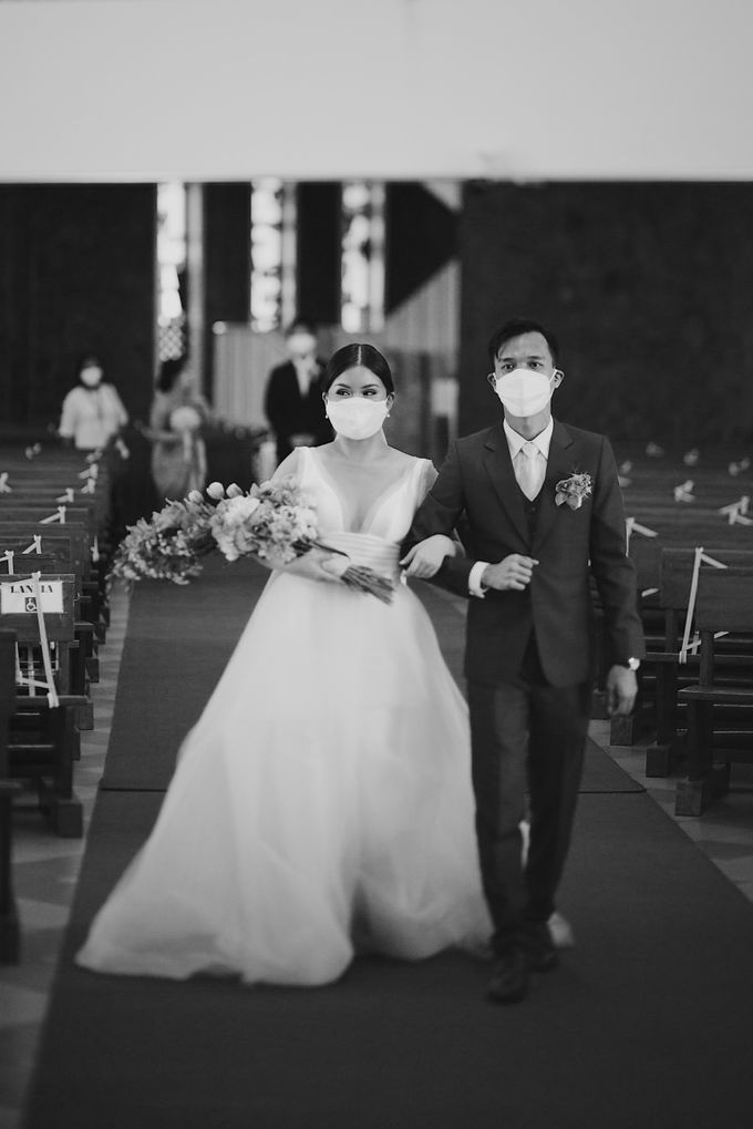 Vicky And Stephanie Wedding by DESPRO Organizer - 029