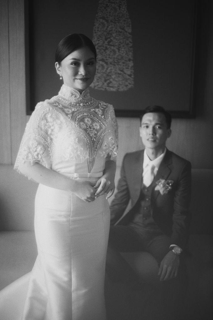 Vicky And Stephanie Wedding by DESPRO Organizer - 042