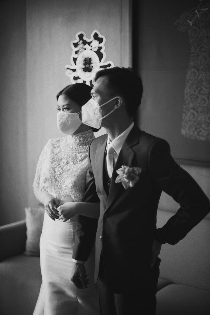Vicky And Stephanie Wedding by DESPRO Organizer - 036