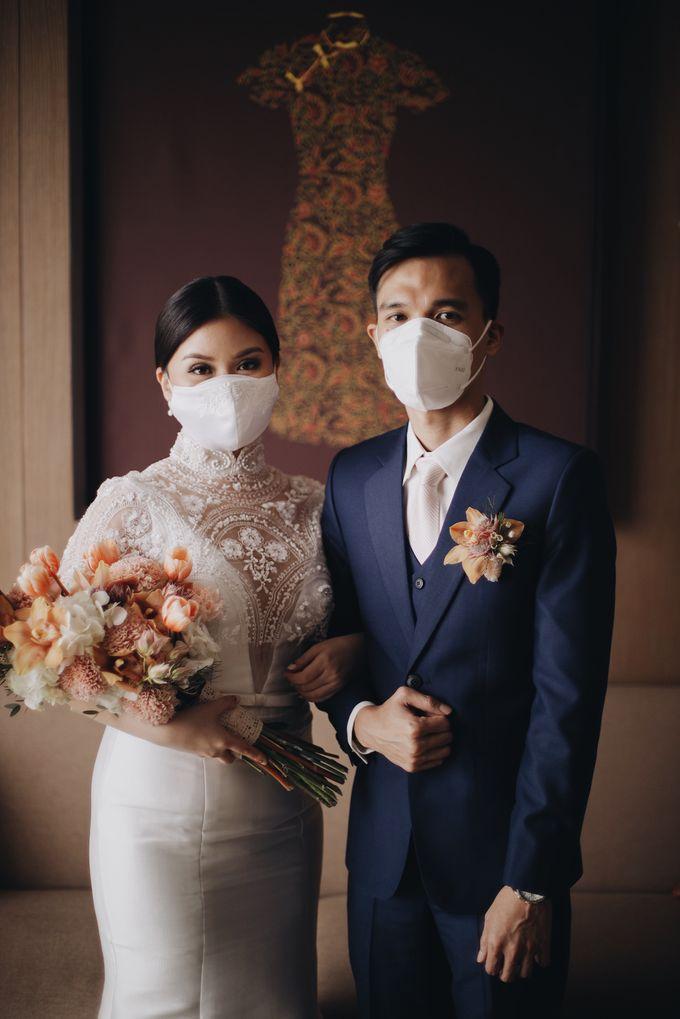 Vicky And Stephanie Wedding by DESPRO Organizer - 023