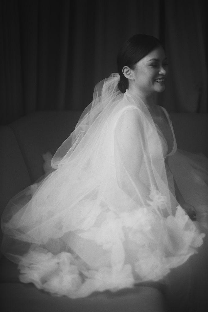 Vicky And Stephanie Wedding by DESPRO Organizer - 039
