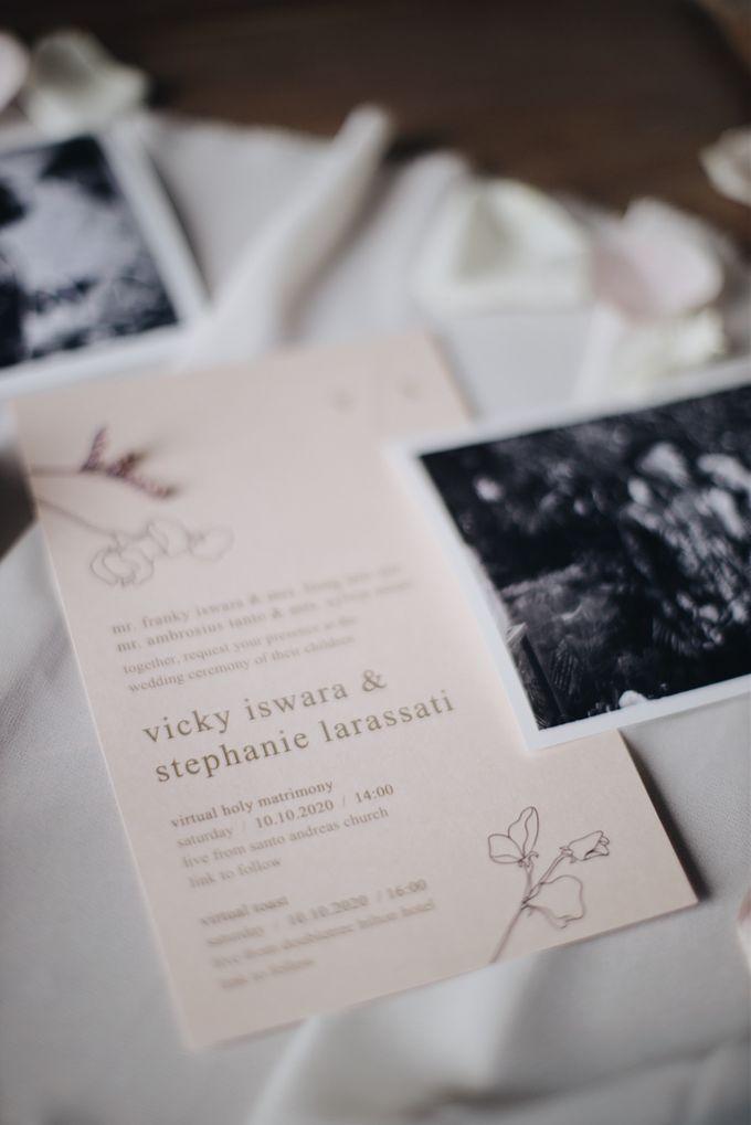 Vicky And Stephanie Wedding by DESPRO Organizer - 027