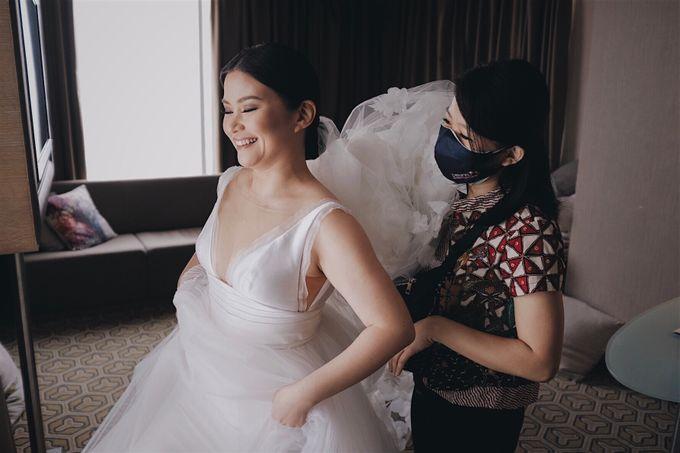 Vicky And Stephanie Wedding by DESPRO Organizer - 011