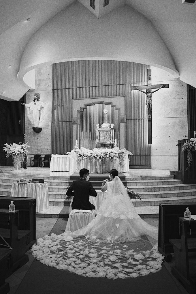 Vicky And Stephanie Wedding by DESPRO Organizer - 002