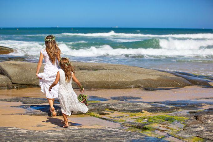 Paige & Pauls Boho Wedding by Dream Bella Photography - 005
