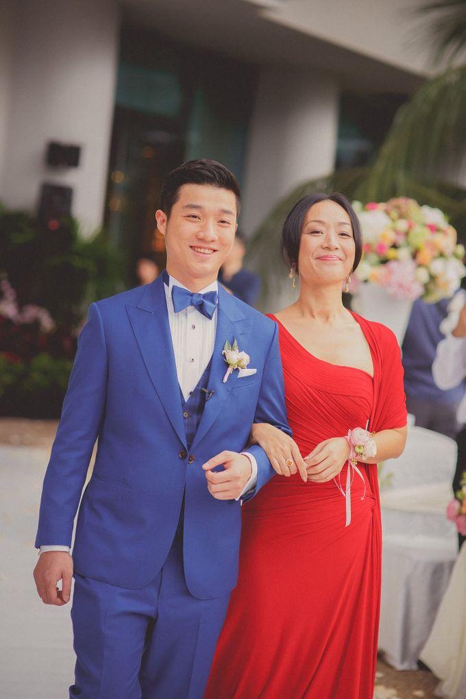 Wedding at Shangrila by Shangri-La Hotel Singapore - 011