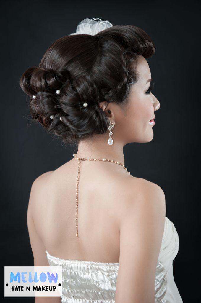 Bridal Photoshoot Hair & Makeup by Mellow Hair & Makeup - 005